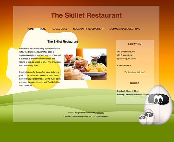 Spartanburg Website Design