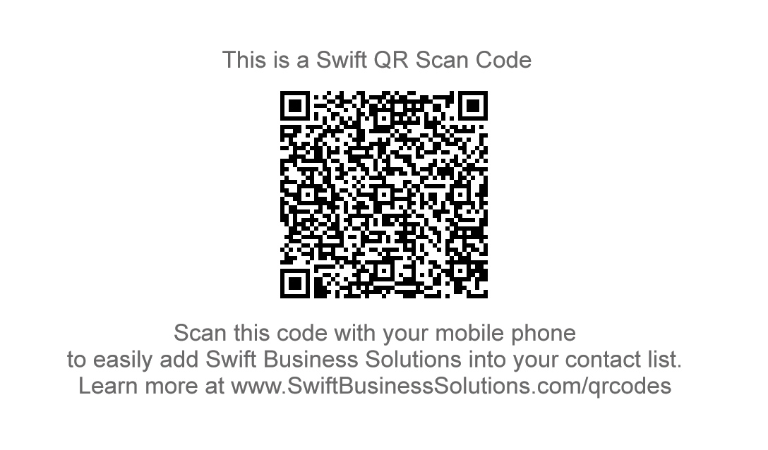 QR Scans and Staying Ahead of your Competition